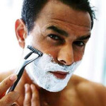 Closer shave and fewer nicks with soft water!