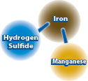 The Big 3 - Hydrogen Sulfate, Manganese, and Iron