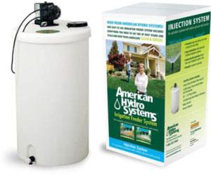 Irrigation System Filter