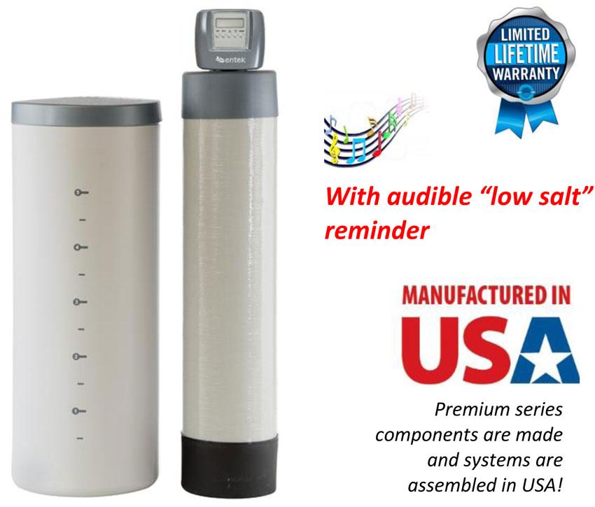 Entek Premium Series Water Conditioner