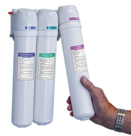 Three Stage Ultra Water Filter